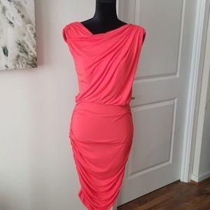 Jersey Fabric dress by Tart sz Med